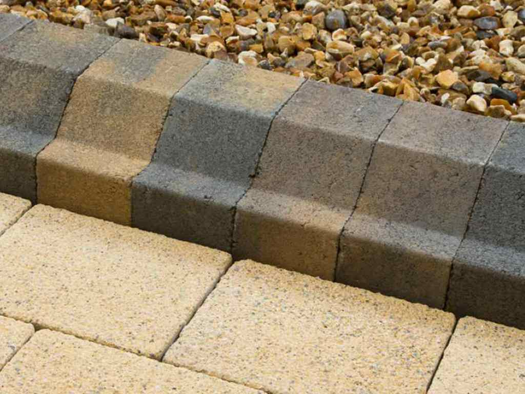 Block Paving Kerbs for Driveways